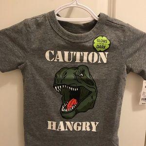NWT Osh Kosh B'gosh Hangry T-shirt